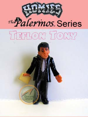 Detail Picture for HOMIES PALERMOS SERIES Teflon Tony