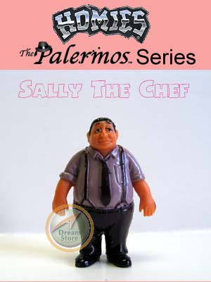 Detail Picture for HOMIES PALERMOS SERIES Sally The Chef