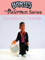 Click for HOMIES PALERMOS SERIES Backroom Bennie Detail