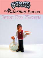 Picture for HOMIES PALERMOS SERIES Luigi The Waiter