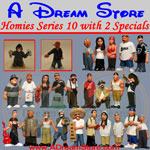 Click for HOMIES SERIES 10 FULL SET With 2 Special Characters Detail