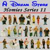 Click for HOMIES SERIES 11 FULL SET Detail