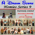 Picture for HOMIES SERIES 9 FULL SET With 2 Bikes