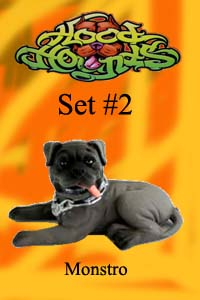 Hood Hounds Set 2 Monstro Picture