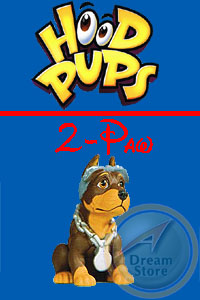 Picture for Hood Pups Set 1 2-Paw
