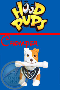 Picture for Hood Pups Set 1 Chomper