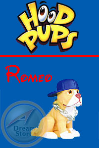 Picture for Hood Pups Set 1 Romeo
