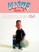 Click for Mijos Series 3 Salvador (Sal) Detail