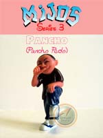 Picture for Mijos Series 3 Pancho (Pancho Pedo)