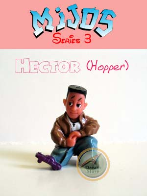 Detail Picture for Mijos Series 3 Hector (Hopper)