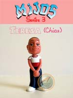 Picture for Mijos Series 3 Teresa (Chica)