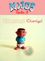 Click for Mijos Series 3 Charlie (Chorriyo) Detail