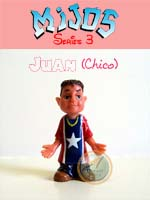 Click for Mijos Series 3 Juan (Chico) Detail