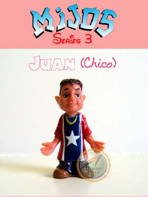 Detail Picture for Mijos Series 3 Juan (Chico)