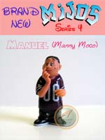 Click for Mijos Series 4 Manuel (Manny Moco) Detail