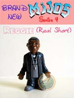 Picture for Mijos Series 4 Reggie (Real Short)