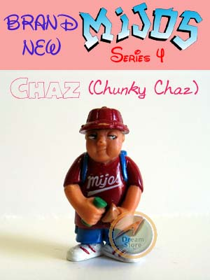 Detail Picture for Mijos Series 4 Chaz (Chunky Chaz)