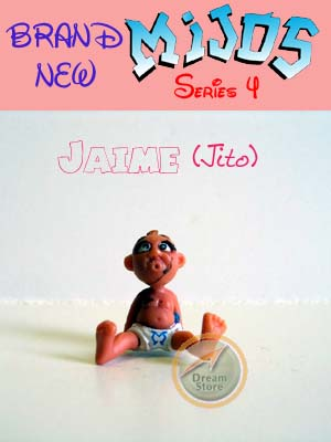 Detail Picture for Mijos Series 4 Jaime (Jito)