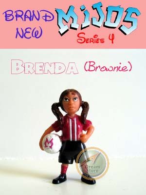 Detail Picture for Mijos Series 4 Brenda (Brownie)