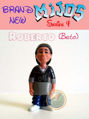 Detail Picture for Mijos Series 4 Roberto (Beto)
