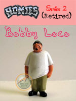 HOMIES SERIES 2 BOBBY LOCO Picture