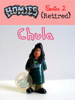 HOMIES SERIES 2 CHULA Picture