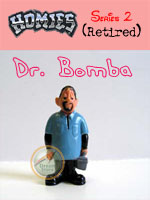 HOMIES SERIES 2 DR.BOMBA Picture