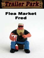Picture for Homies Trailer Park Series 1 Flea market Fred