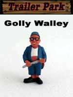 Click for Homies Trailer Park Series 1 Golly Wally the Mechanic Detail
