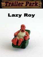 Picture for Homies Trailer Park Series 1 Lazy Roy
