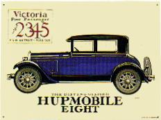 Click for HUPMOBILE EIGHT Detail
