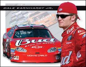 Picture for Dale Jr. - Bud Racing