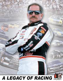 Click for Dale Sr. - Legacy of Racing Detail