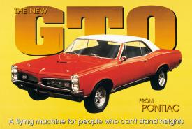Picture for PONTIAC GTO
