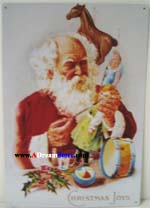 Click for SANTA PAINTING DOLL Detail
