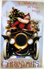 Click for SANTA IN 1910