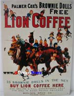 Click for LION COFFEE/BROWNIES Detail