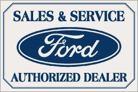 Click for Ford Logo Detail