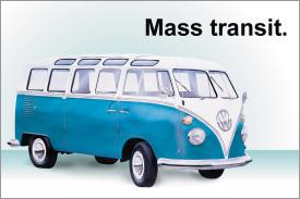 Click for VW MICROBUS Detail