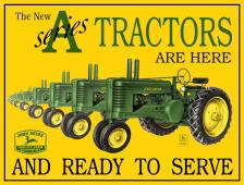 Picture for JOHN DEERE - A SERIES