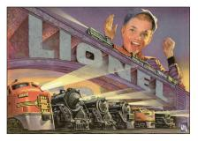 Picture for LIONEL 1952