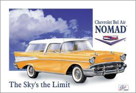 Detail Picture for CHEVY BEL AIR NOMAD