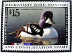 Click for 1999 FEDERAL DUCK STAMP Detail